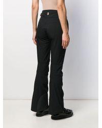 3 MONCLER GRENOBLE ジップヘム パンツ Black