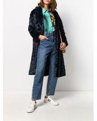 Cappotto leopardato di PS by Paul Smith in Multicolor