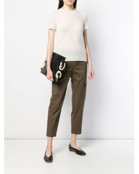 Theory Green Cargo-Chinos