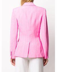 Jacquemus ラップフロント ジャケット Pink