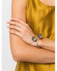 Midgard Paris - Metallic Spiral Bracelet - Lyst