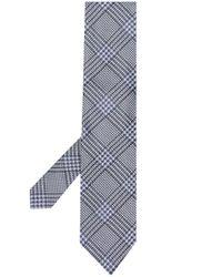Cravate à motif Prince De Galle Tom Ford pour homme en coloris Blue
