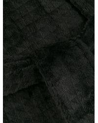 Calvin Klein テクスチャード ドレス Black