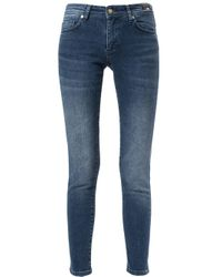 Jeans skinny di Versace Jeans in Blue