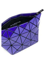 Bao Bao Issey Miyake Prism コスメポーチ Purple