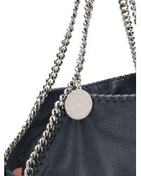 Borsa tote Falabella di Stella McCartney in Blue