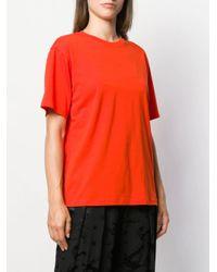 Victoria, Victoria Beckham オーバーサイズ Tシャツ Multicolor