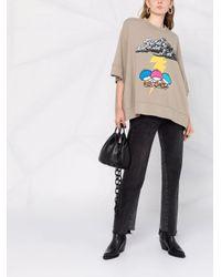 Undercover グラフィック Tシャツ Multicolor