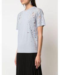 Stella McCartney スター カットアウト Tシャツ Multicolor