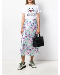 T-shirt Cupid Eye KENZO en coloris White