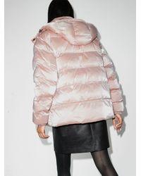 1017 ALYX 9SM Nightrider シェル パデッドジャケット Pink
