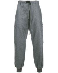 Stella McCartney Jogginghose mit Taschen in Gray für Herren