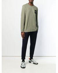 メンズ The North Face Loose Fitted Sweater Green