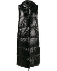Gilet Zoffany imbottito di John Richmond in Black