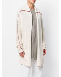 Lost and Found Rooms - Multicolor Long Cardigan for Men - Lyst