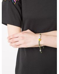 Venessa Arizaga | Black 'hot Chick' Bracelet | Lyst