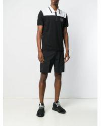 Polo di Philipp Plein in Black da Uomo