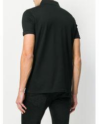 メンズ Saint Laurent クラシック ポロシャツ Black