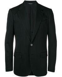 メンズ Dolce & Gabbana テーラードジャケット Black