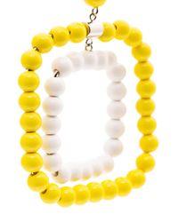 Marni - Multicolor Beaded Earrings - Lyst
