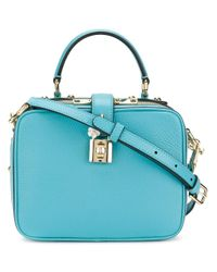 Dolce Soft tote bag Dolce & Gabbana en coloris Blue
