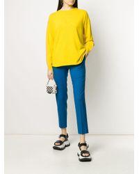 Dorothee Schumacher カシミア セーター Yellow