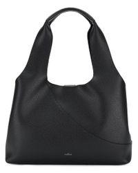 Hogan Black Tote Bag