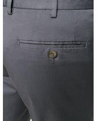 メンズ Brioni ストレート チノパンツ Gray