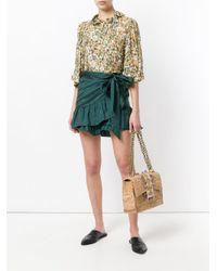 Kooreloo - Multicolor Fringed Details Shoulder Bag - Lyst