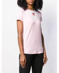 Philipp Plein Ss Original Tシャツ Pink