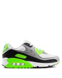 Nike White Air Max 90 Sneakers for men