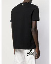 メンズ Philipp Plein Ss Statement Tシャツ Black