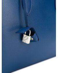 Mallette London Burberry pour homme en coloris Blue