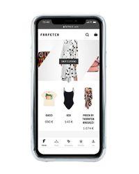 Chiara Ferragni Eyelike Iphone 11 Pro ケース Metallic