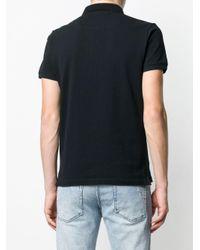 メンズ DIESEL T-heal-broken ポロシャツ Black