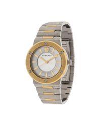 Versace メデューサ&グレカ 38mm 腕時計 Multicolor
