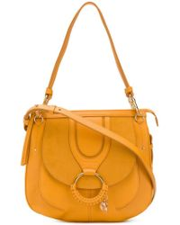 See By Chloé Yellow Hana Shoulder Bag
