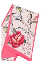 Prada ダブルマッチ スカーフ Pink