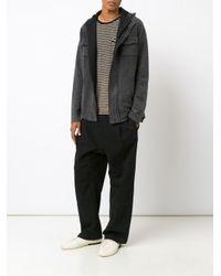 Osklen Black 'shitabaki' Trousers for men