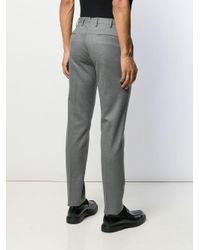 メンズ PT01 テーラード スキニーパンツ Gray