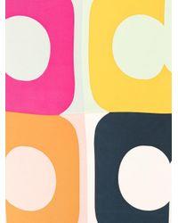 Tory Burch カラーブロック スカーフ Multicolor