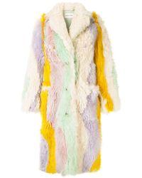 Manteau Patch Sandy Liang en coloris Multicolor