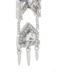 V Jewellery - Metallic Anita Earrings - Lyst