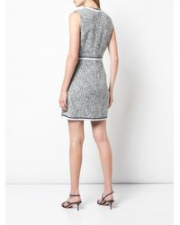 Veronica Beard ノースリーブ ドレス Gray
