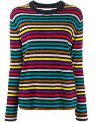 Maglione a righe di Chinti & Parker in Multicolor