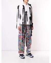 メンズ CHARLES JEFFREY LOVERBOY タッセルディテール シャツ Multicolor