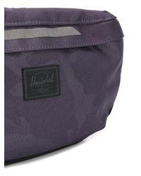 メンズ Herschel Supply Co. カモフラージュ ベルトバッグ Multicolor