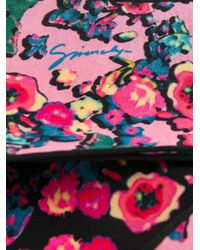 Givenchy フローラル スカーフ Multicolor