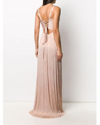 Maria Lucia Hohan プリーツ ドレス Pink