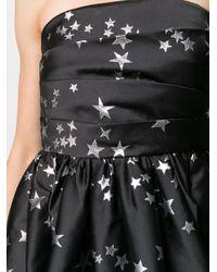 P.A.R.O.S.H. Postard イブニングドレス Black